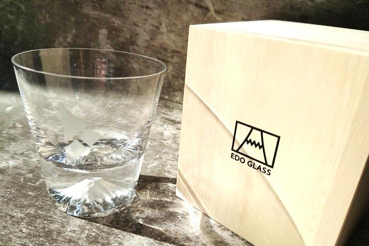 初回入荷分購入特典iBasso Audio x TAJIMA GLASSオリジナルデザイングラス