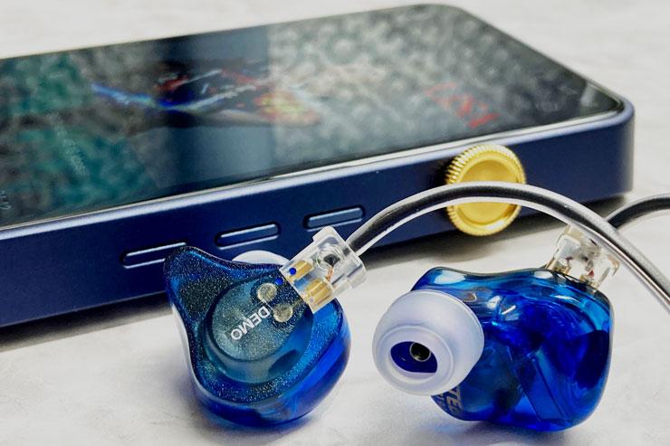 TG334とiBasso Audio DX300