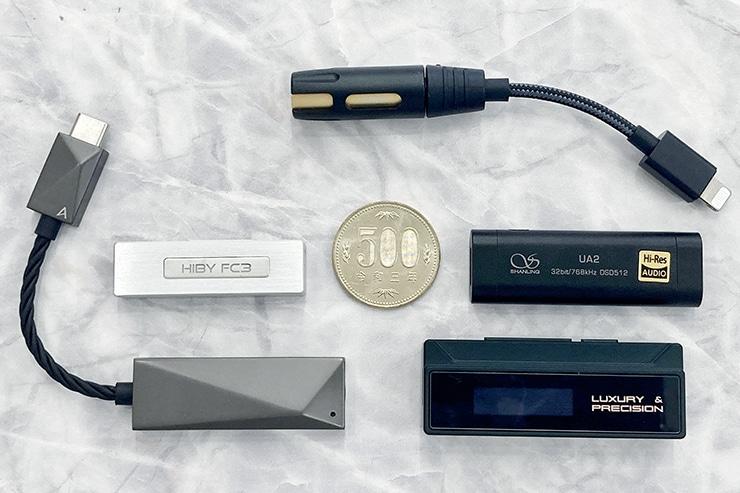 小型USB-DACイメージ