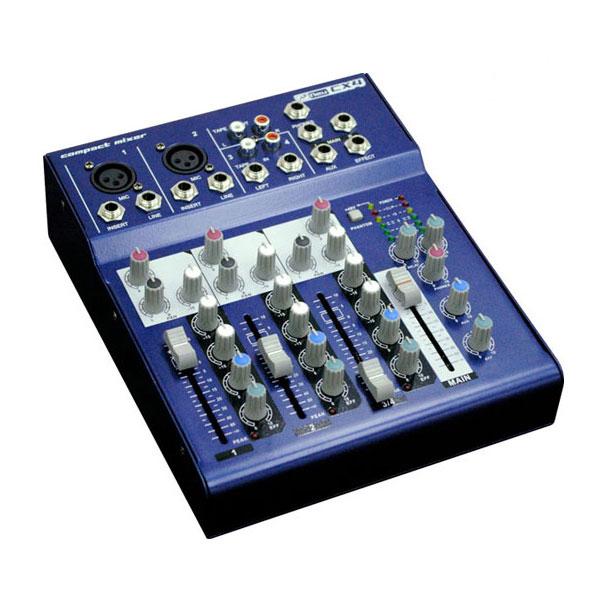 compact mixer CX4
