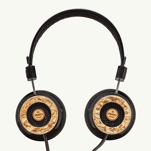 The Hemp Headphone