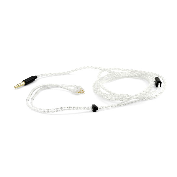 Silver Plated Litz Cable - 3.5mm【FA-2354】
