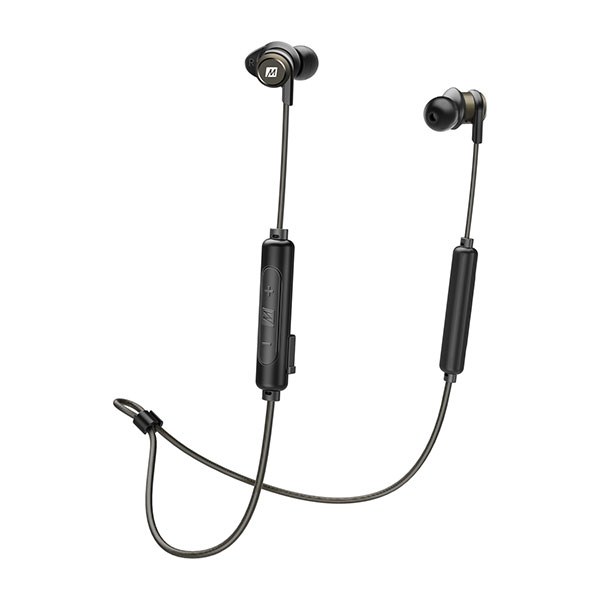 X5 2ND GENERATION Stereo Bluetooth Wireless Sports In-Ear Headphones [X5 第2世代ブルートゥース・ワイヤレス・スポーツ・イヤホン]【X5G2-GM】