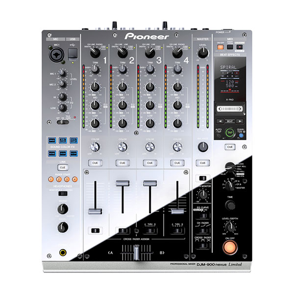 DJM-900NXS-M (nexus Platinum Edition)