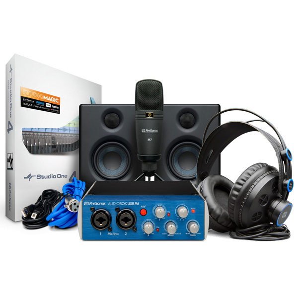 AudioBox USB 96 S.Ultimate