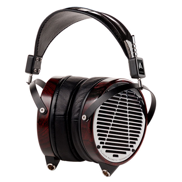 LCD-4 Macassar Ebony w/travel case (for Export)