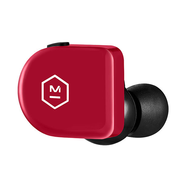 MW07 Go True Wireless Earphones - Flame Red