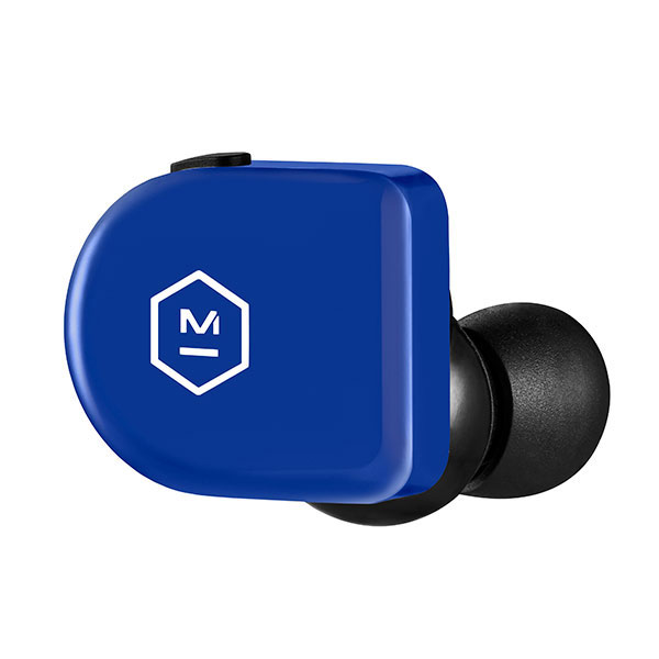 MW07 Go True Wireless Earphones - Electric Blue