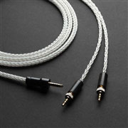 AXIOS-AG(シルバー) HEADPHONE CABLE 1.2m