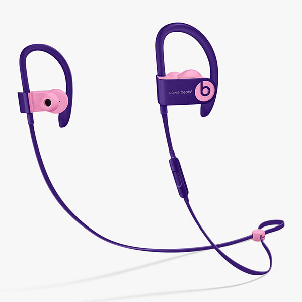 Powerbeats3 wireless Pop Collection MREW2PA/A [Popバイオレット]