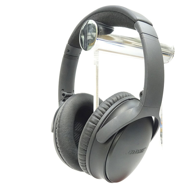 【中古】QuietComfort 35 wireless headphones Black
