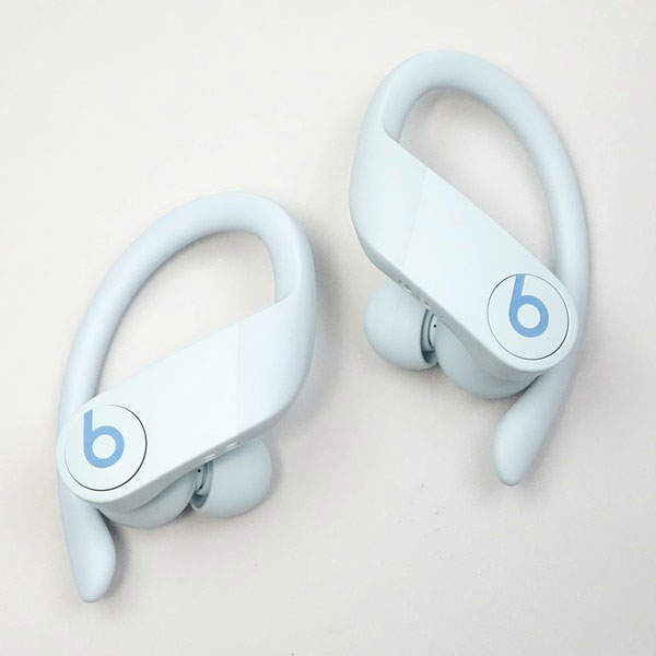 【中古】Powerbeats Pro - Totally Wireless グレイシャーブルー(MXY82PA/A)